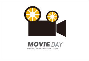 电影院-标志设计